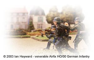 Airfix German Infantry