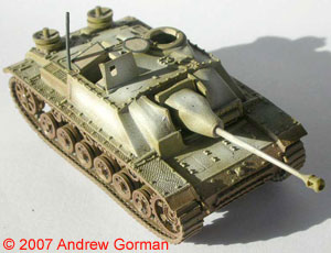 The (Airfix) StuG IIIG.